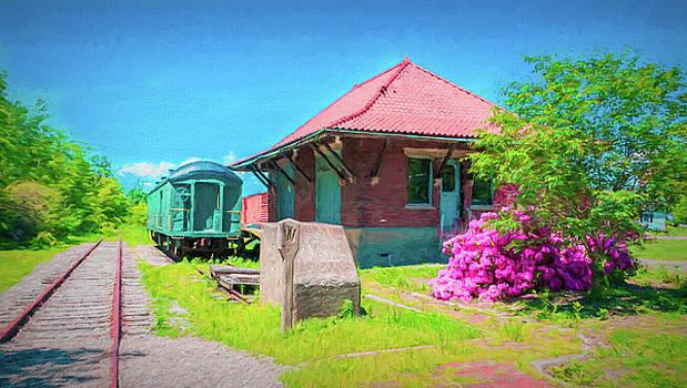 Orchard Park Depot 2890 by Guy Whiteley