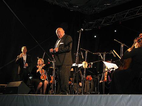 Orchestra 05 by Ausra Huntington nee Paulauskaite