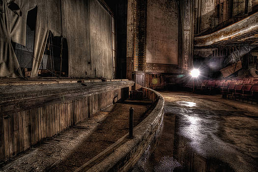 Orchestra Pit by John Hoey