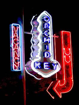 Orchid Key Inn by Audrey Venute