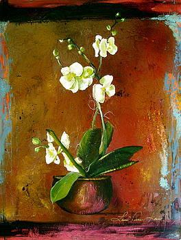 Laura Pierre-Louis - Orchid