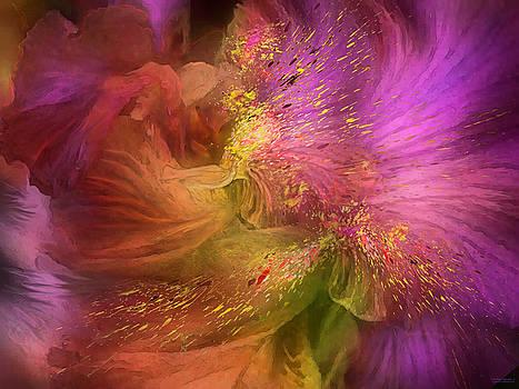 Orchid Moods 2 by Carol Cavalaris
