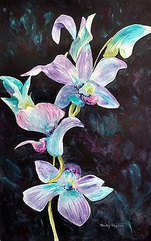 Orchids Alive by Becky Taylor