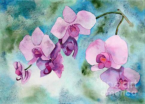 Orchids by Melanie Pruitt
