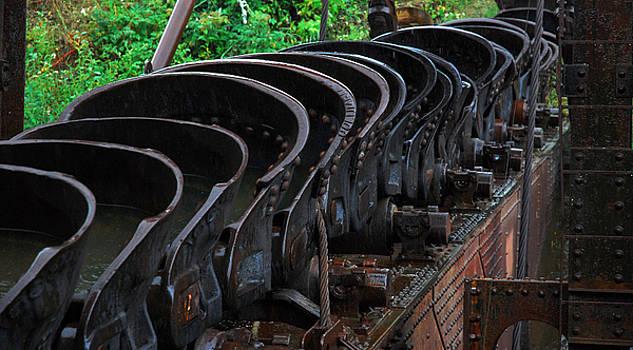 Ore Carts by Preston Zeller