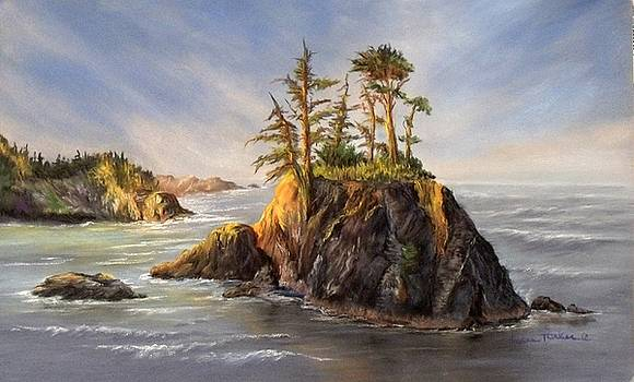 Oregon Coast by Lynne Parker