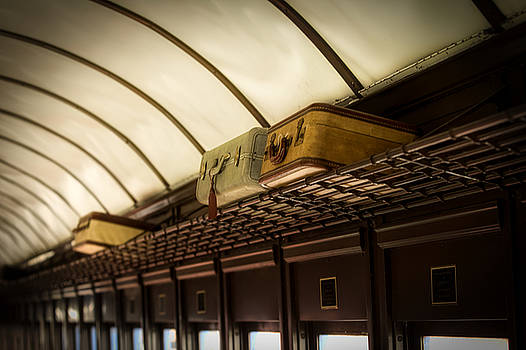 Oregon Coast Scenic Railroad  by Byron Fair