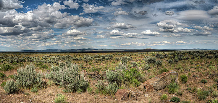 Oregon Outback by Ken Aaron