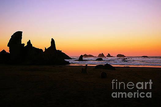 Jenny Revitz Soper - Oregon Sunrise