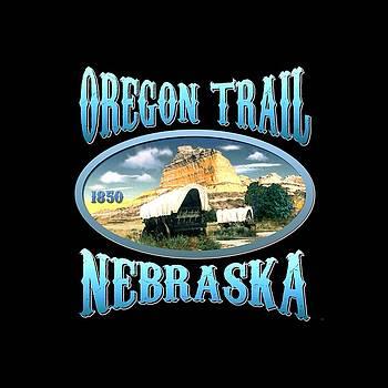 Art America Gallery Peter Potter - Oregon Trail Nebraska History Design