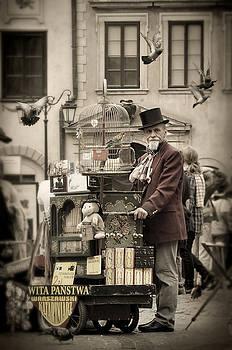 Organ grinder by Viktor Korostynski