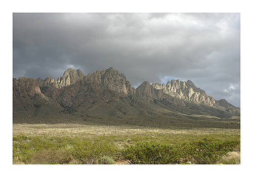 Organ Mountains Dec 25 2015 by Jack Pumphrey