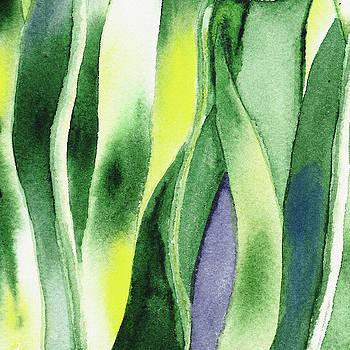 Irina Sztukowski - Organic Abstract By Nature I