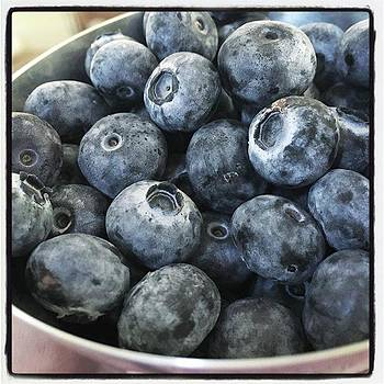 #organic #blueberries #yum #nomnom by Alicia Boal