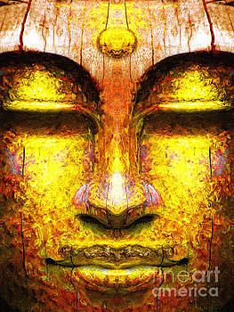 Organic Buddha by Khalil Houri