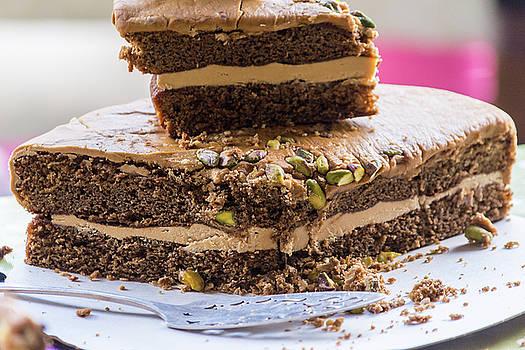 Jacek Wojnarowski - Organic Coffee and Pistachio Cake A