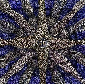 Organic Cosmic Lock by Joe MacGown