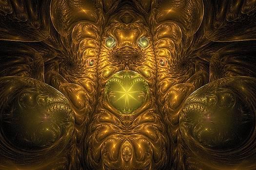 Organic Gold by Lyle Hatch