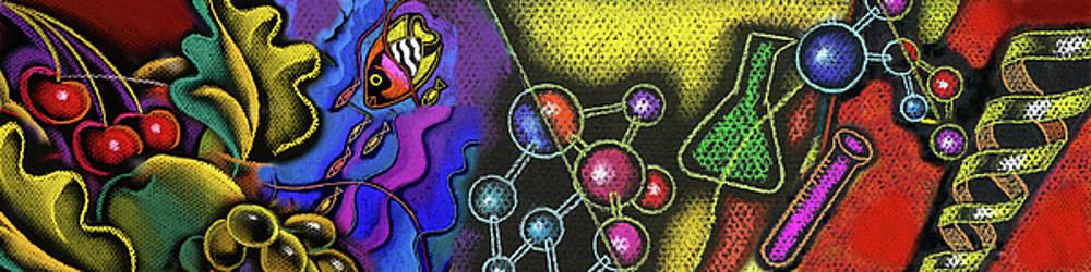 Organic Health Food and biotechnology  by Leon Zernitsky