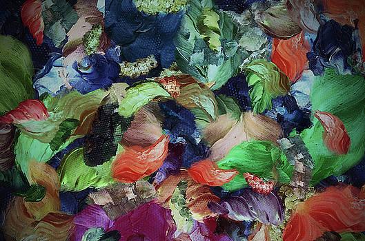 Organic Impressions 5 by Cedric Hampton