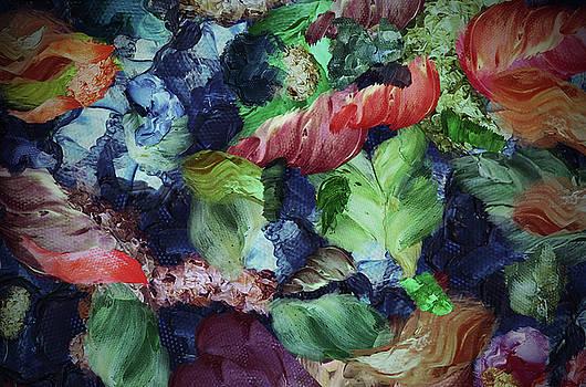 Organic Impressions 7 by Cedric Hampton