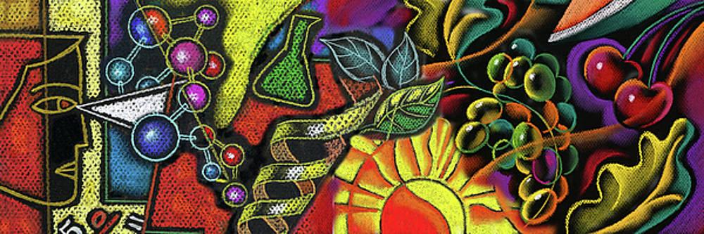 Organic Nutrition by Leon Zernitsky