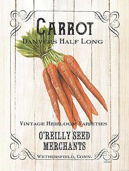 Organic Seed Packet 2 by Debbie DeWitt