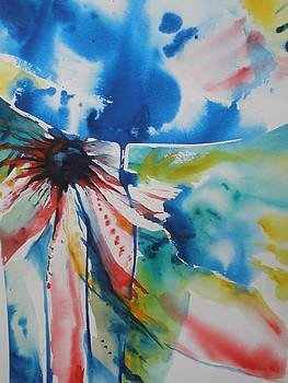 Orgasmic Plumeria by Wendy Wiese