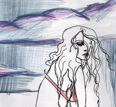 Oridinary night by Kate Loveridge
