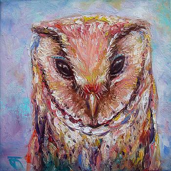 Oriental Bay Owl by Jack No War