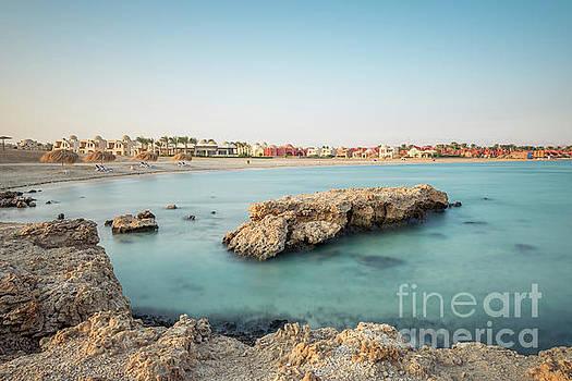 Oriental coast by Hannes Cmarits
