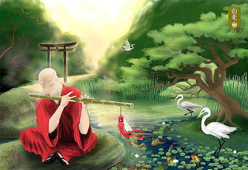 Oriental Serenity by Devaron Jeffery