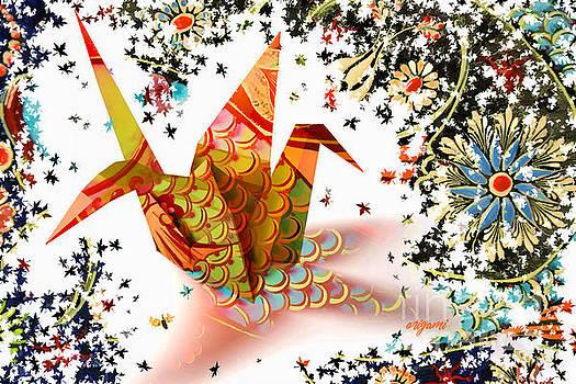 Kathryn Strick - Origami 2017