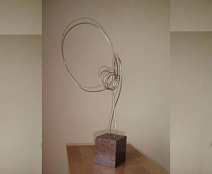 Original sculptur by Art Hrasarkos