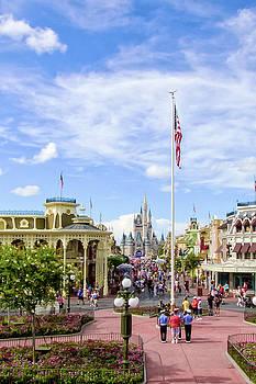 Orlando Florida - Walt Disney World by Russell Mancuso