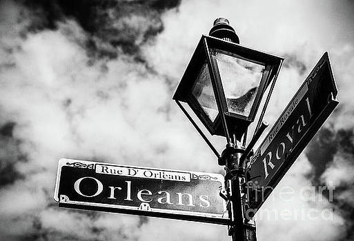 Orleans and Royal by Pam  Holdsworth