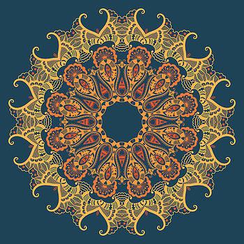 Valdecy RL - Ornamental Mandala