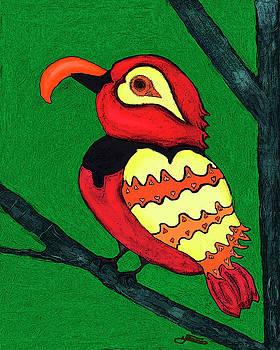 Darlene Bell - Ornamental Parrot