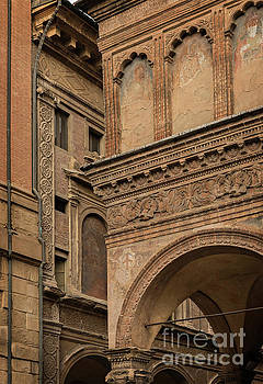 Sophie McAulay - Ornate Bologna architecture