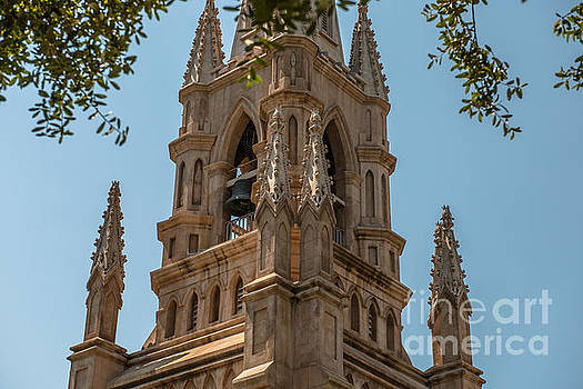 Dale Powell - Ornate Church Bell Tower