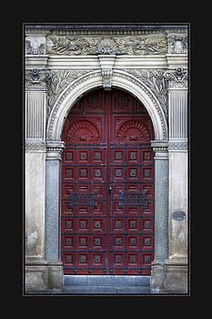 Ornate Door by Lorna Rande