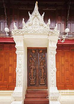 Sophie McAulay - Ornate temple doorway