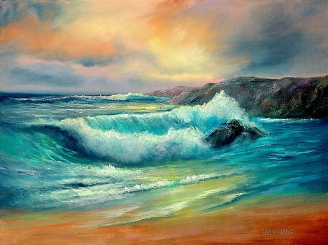 Oro Del Mar by Sally Seago