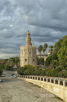 Patricia Hofmeester - Oro tower in Seville