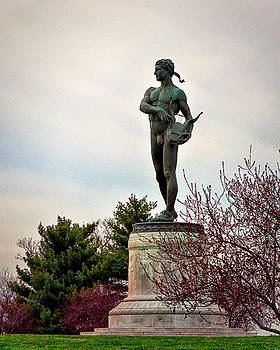 Bill Swartwout Fine Art Photography - Orpheus at Fort McHenry