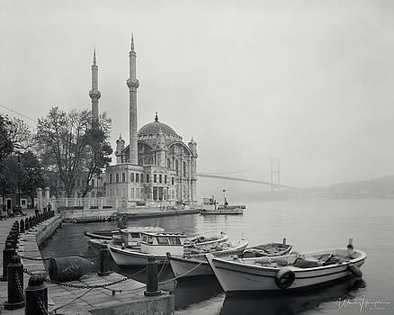 Ortakoy Istanbul Turkey - J00703-003,S by Wally Hampton