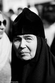 Isaac Silman - Orthodox  nun