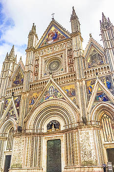 Lisa Lemmons-Powers - Orvieto Cathedral