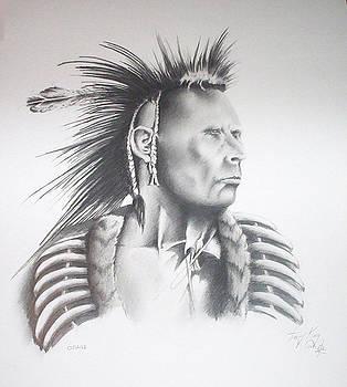 Osage by Tony King