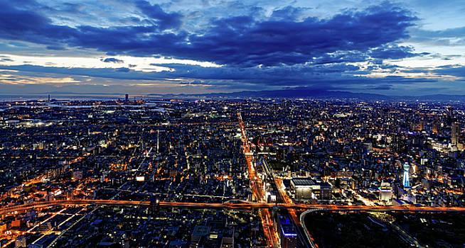 Osaka by David Harding